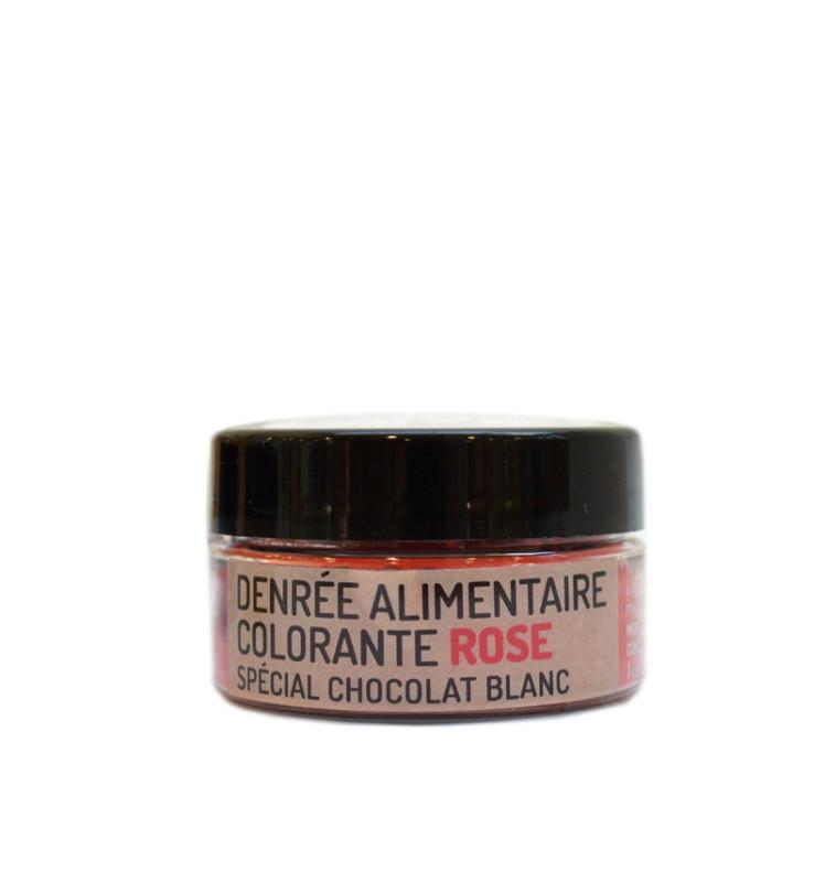 Colorant liposoluble rose 10g PandaColor®