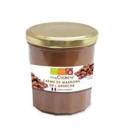 Crème de marrons d'Ardèche...