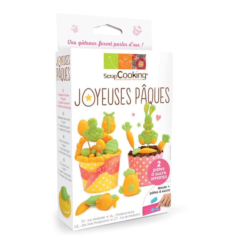 Kit modelage Pâques