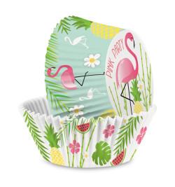 +/- 36 Summer cupcake cases