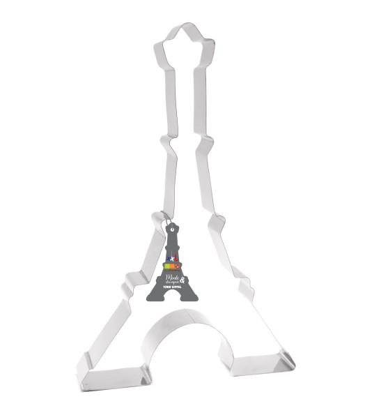 Moule découpoir XXL inox Tour Eiffel