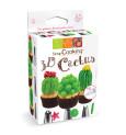 Kit douilles 3D Cactus