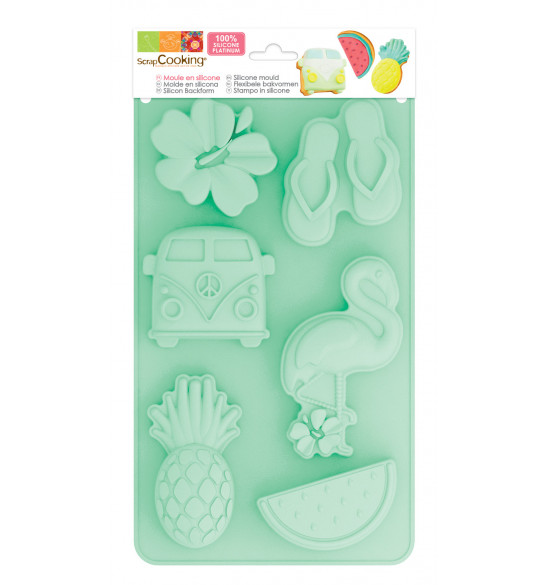 Moule en silicone multi-summer