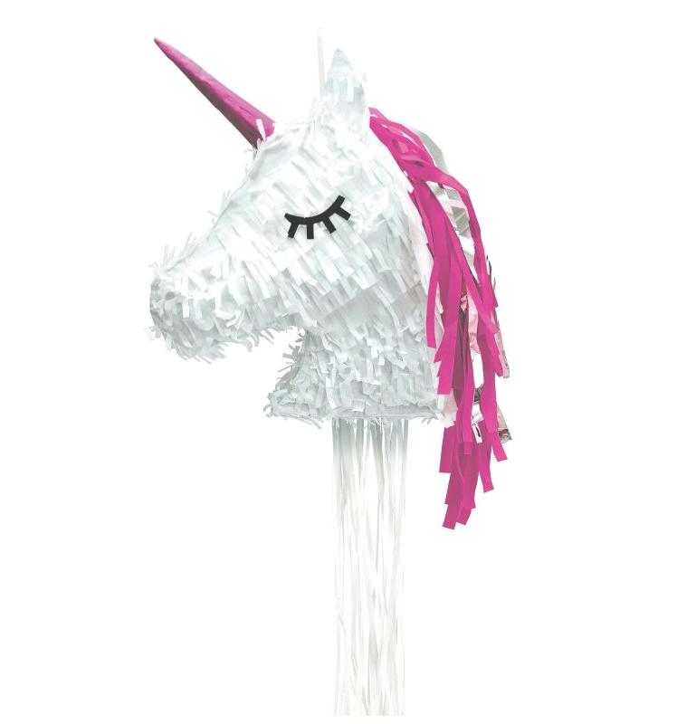 Piñata kawaï Licorne