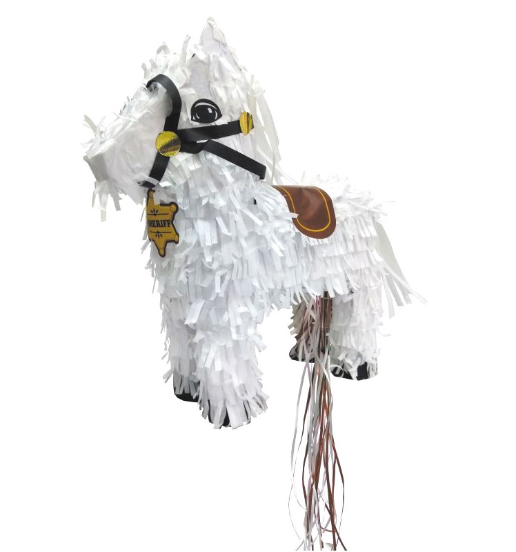 Piñata Cheval de Cow Boy