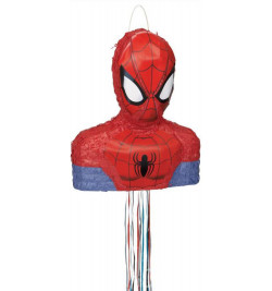 Piñata Spiderman 3D réf.COTU46378