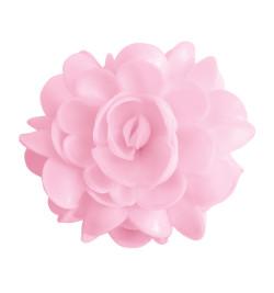 Fleur azyme rose XXL env.10 cm