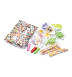 Lot bonbons et jouets réf.0422