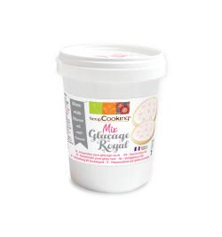 Pot mix glaçage royal blanc réf.4610