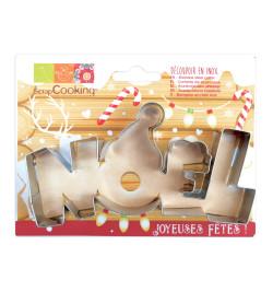 "Stainless steel ""Noël""..."