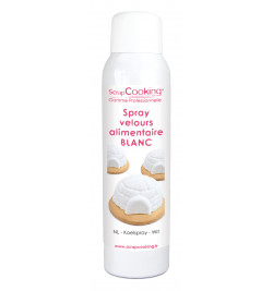 4278 Spray velours blanc 100 ml