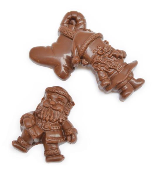 Moule rigide chocolats de Noël