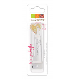 7080 Icing stylo blanc goût vanille