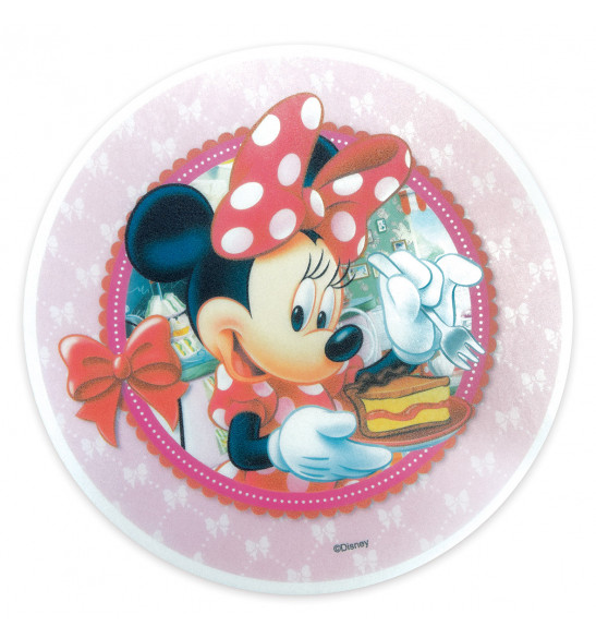 Minnie edible wafer disc Ø 20 cm