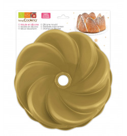 Kouglof silicone mould