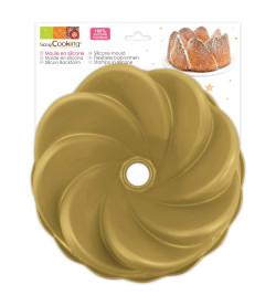 3012 Moule à gâteau silicone kouglof