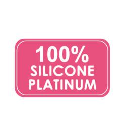 Silicone 100% platinum
