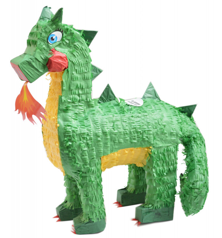Piñata dragon 3D