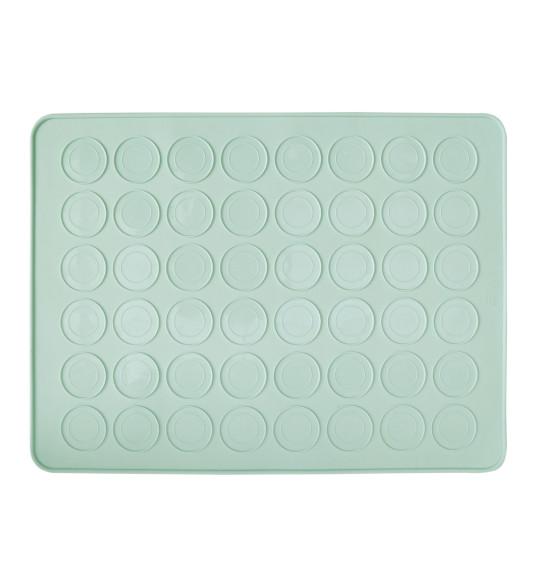 Tapis en silicone pour macarons