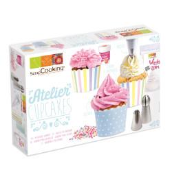 """Coffret Atelier """"Mes Cupcakes"""" 3998"""