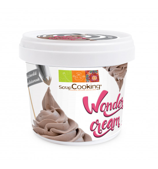 Pot wonder cream chocolat