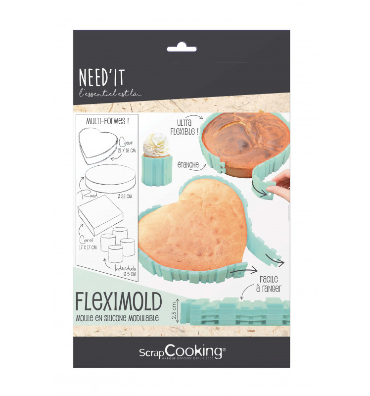 Flexi mold Need'it