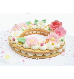 Réalisation gâteau couronne