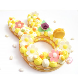 Gâteau bunny cake