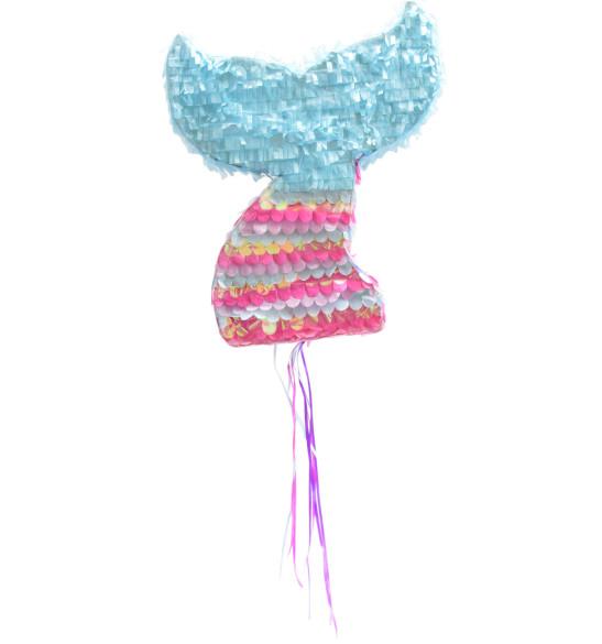 Piñata queue de Sirène