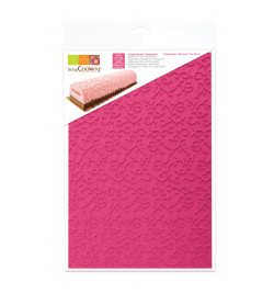 Packaging tapis en silicone Arabesque réf.3174
