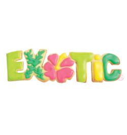 Mot biscuit Exotic