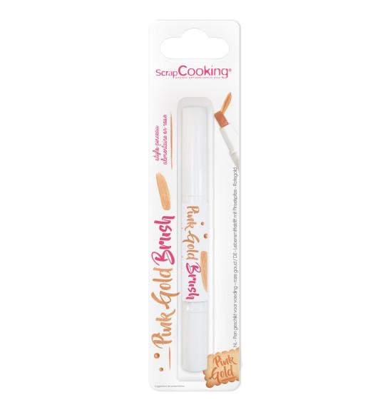 Rose gold brush pen 2 ml