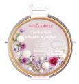 Cercle à tarte perforé extensible inox 16 à 30 cm