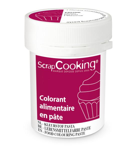 Colorant alimentaire en pâte prune 20g