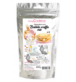 Bubble Waffle mix 450g