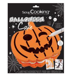 Halloween cake réf.3934