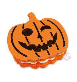 Idée réalisation avec Halloween cake réf.3934