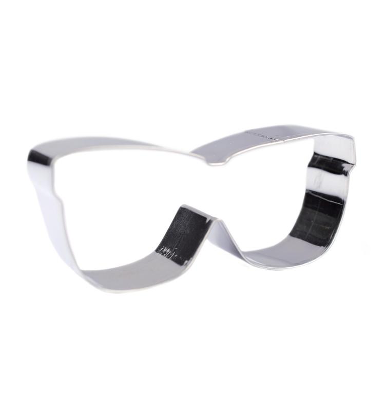 Découpoir inox lunettes