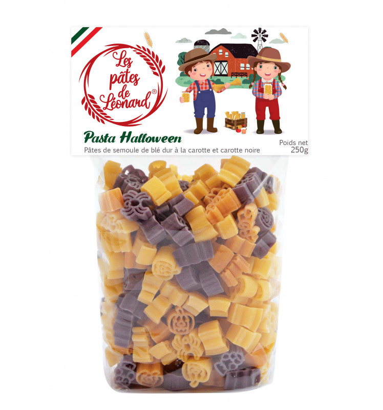 Pâtes HALLOWEEN 250 g