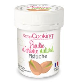 4446 Pot de poudre d'arôme naturel pistache