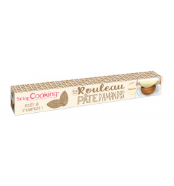 Plain marzipan roll 300g