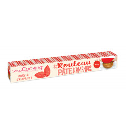 Red marzipan roll 300g