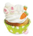 Rabbit/Carrot sweet scenery decorations