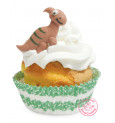 Dinosaur-themed sweet scenery decorations
