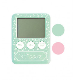 Electronic timer green or pink