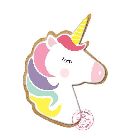 Easy biscuits unicorn