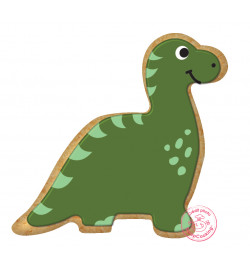 Réalisation Easy biscuits dino réf.7294