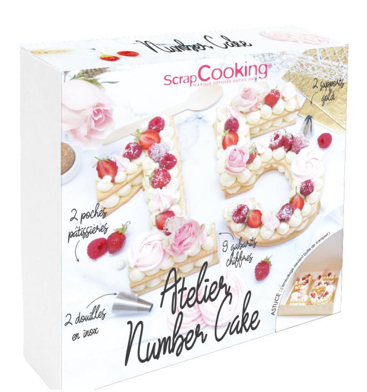 Number cake workshop