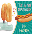 Hot-dog machine