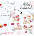 Atelier number cake